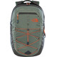 The North Face Borealis rugzak 28 L oranje/olijf
